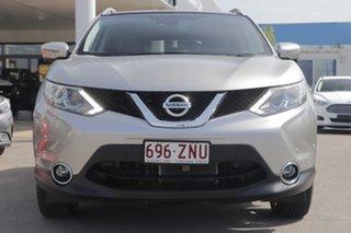 2014 Nissan Qashqai TI Wagon.