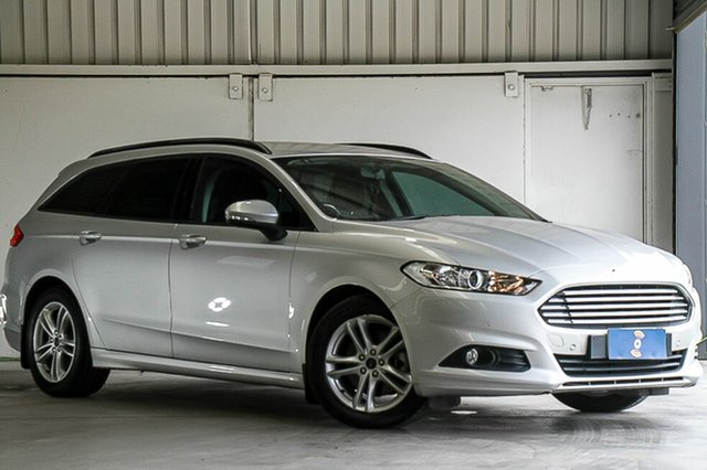 Used Ford Mondeo Ambiente PwrShift, Laverton North, 2015 Ford Mondeo Ambiente PwrShift Wagon