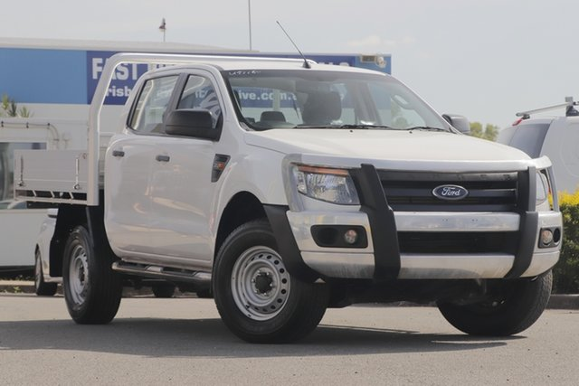 Used Ford Ranger XL Double Cab, Rocklea, 2015 Ford Ranger XL Double Cab Cab Chassis