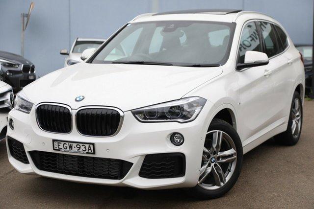 Used BMW X1 sDrive 18d M Sport, Brookvale, 2019 BMW X1 sDrive 18d M Sport Wagon