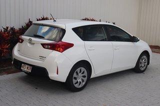 2015 Toyota Corolla Ascent S-CVT Hatchback.