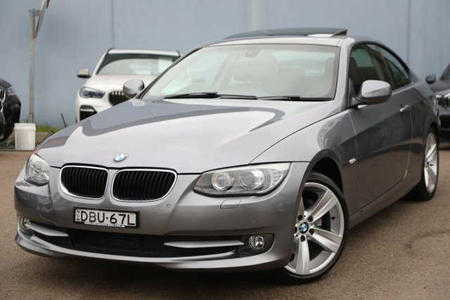 Used BMW 3 Series 320d Steptronic High-line, Brookvale, 2013 BMW 3 Series 320d Steptronic High-line Coupe