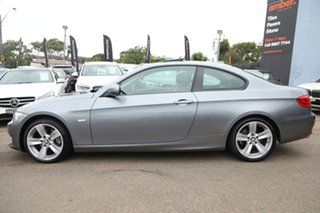 2013 BMW 320d Coupe.