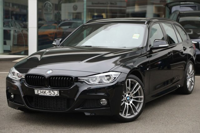Demonstrator, Demo, Near New BMW 330i Touring M Sport, Brookvale, 2019 BMW 330i Touring M Sport Wagon