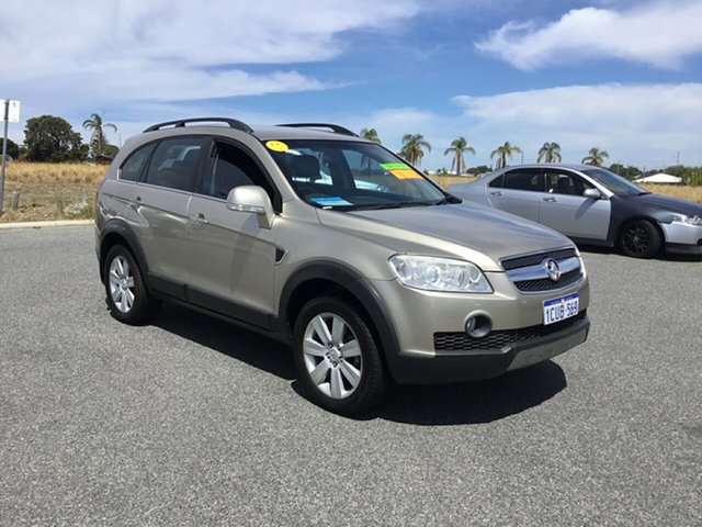 Used Holden Captiva LX (4x4), Wangara, 2007 Holden Captiva LX (4x4) Wagon
