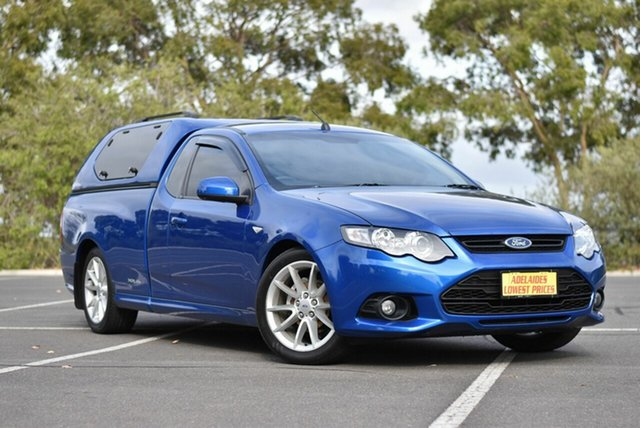 Used Ford Falcon XR6 Ute Super Cab, Enfield, 2014 Ford Falcon XR6 Ute Super Cab Utility