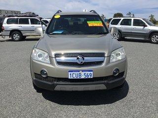 2007 Holden Captiva LX (4x4) Wagon.