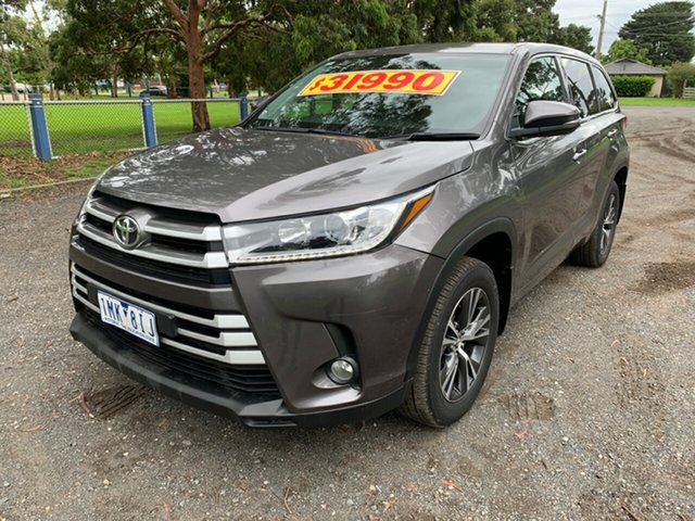 Used Toyota Kluger GX 2WD, Cranbourne, 2017 Toyota Kluger GX 2WD Wagon