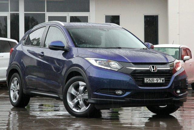 Used Honda HR-V VTi-S, Narellan, 2017 Honda HR-V VTi-S SUV