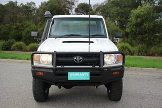 2009 Toyota Landcruiser Workmate Cab Chassis.
