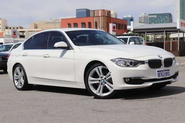 Used BMW 3 Series 320d Luxury Line, Northbridge, 2015 BMW 3 Series 320d Luxury Line Sedan