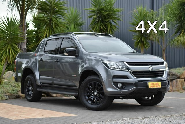 Used Holden Colorado Z71 Crew Cab, Enfield, 2016 Holden Colorado Z71 Crew Cab Utility