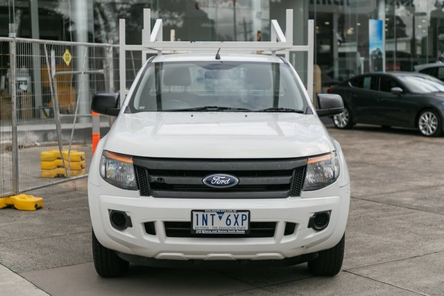 Used Ford Ranger XL 2.2 (4x2), Mulgrave, 2014 Ford Ranger XL 2.2 (4x2) PX Cab Chassis