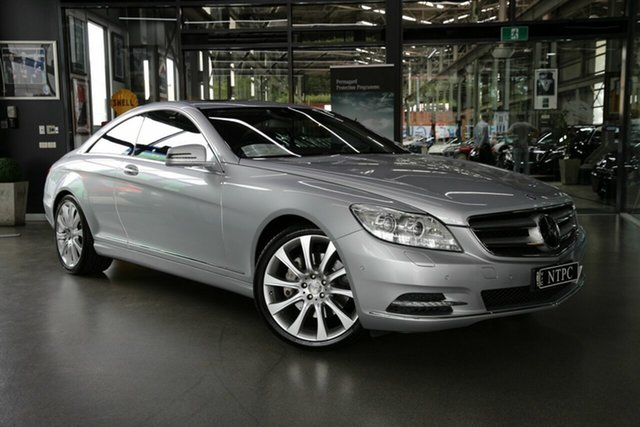 Used Mercedes-Benz CL-Class CL500 BlueEFFICIENCY, North Melbourne, 2011 Mercedes-Benz CL-Class CL500 BlueEFFICIENCY Coupe