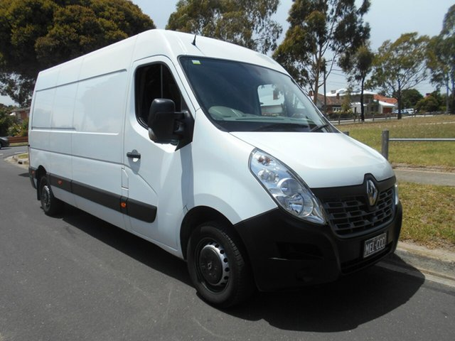 Used Renault Master LWB MR, Thomastown, 2016 Renault Master LWB MR Van