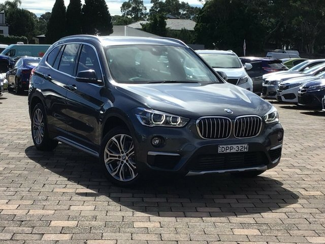 Discounted Used BMW X1 sDrive18d Steptronic, Warwick Farm, 2016 BMW X1 sDrive18d Steptronic SUV