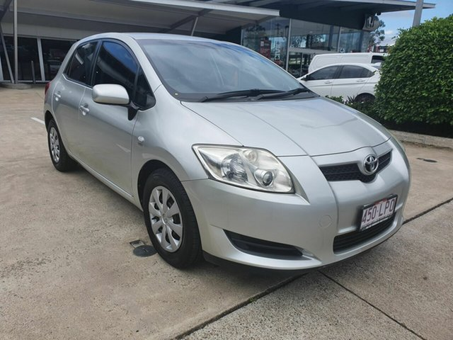 Discounted Used Toyota Corolla Ascent, Yamanto, 2009 Toyota Corolla Ascent Hatchback