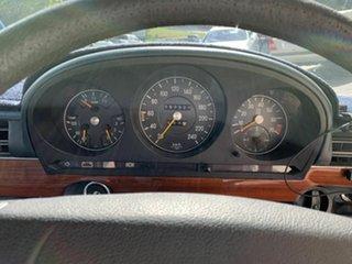 1975 Mercedes-Benz 280 SE Sedan.