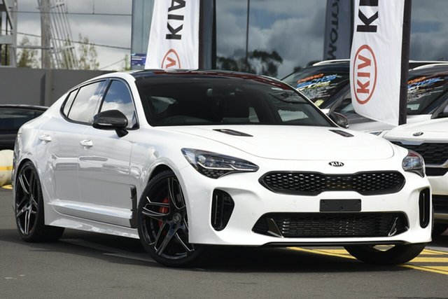 New Kia Stinger GT Fastback Carbon Edition, Narellan, 2019 Kia Stinger GT Fastback Carbon Edition Sedan