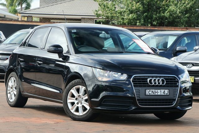 Discounted Used Audi A1 Attraction Sportback, Warwick Farm, 2012 Audi A1 Attraction Sportback Hatchback