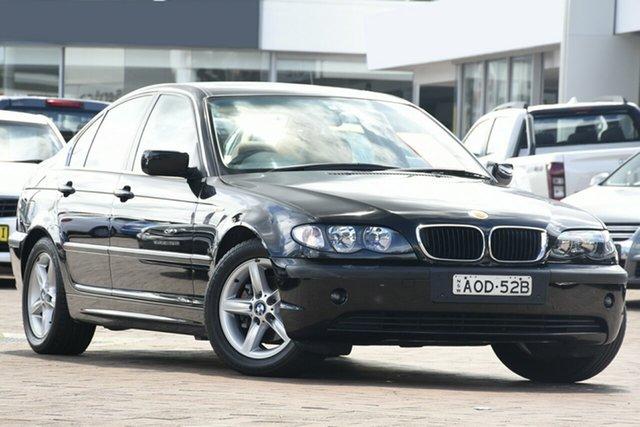 Discounted Used BMW 320i, Warwick Farm, 2002 BMW 320i Sedan