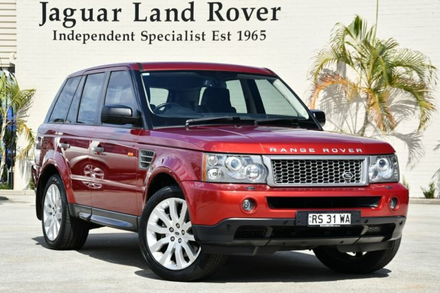 Used Land Rover Range Rover Sport Super Charged, Welshpool, 2006 Land Rover Range Rover Sport Super Charged Wagon