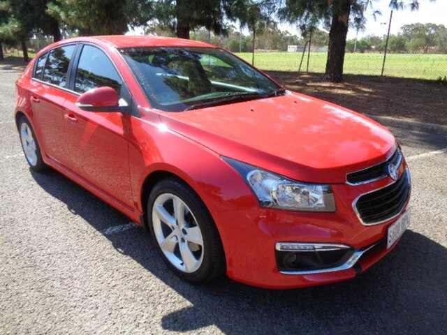 Used Holden Cruze SRi-V, Nailsworth, 2015 Holden Cruze SRi-V Hatchback