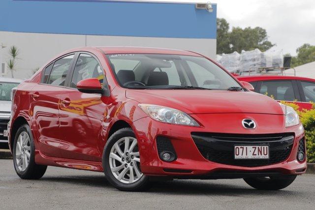 Used Mazda 3 SP20 SKYACTIV-Drive SKYACTIV, Bowen Hills, 2012 Mazda 3 SP20 SKYACTIV-Drive SKYACTIV Sedan