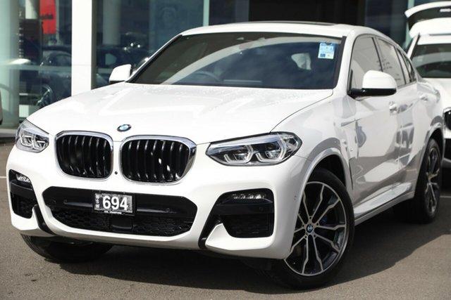 Demonstrator, Demo, Near New BMW X4 xDrive30i Coupe Steptronic M Sport, Brookvale, 2019 BMW X4 xDrive30i Coupe Steptronic M Sport Wagon