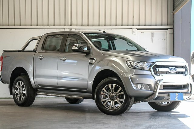 Used Ford Ranger XLT Double Cab 4x2 Hi-Rider, Laverton North, 2015 Ford Ranger XLT Double Cab 4x2 Hi-Rider Utility