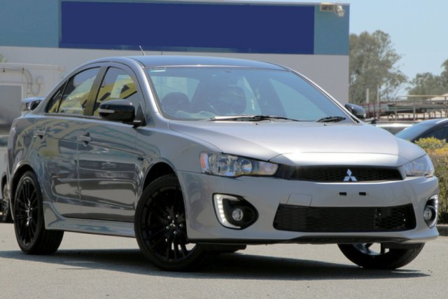 Used Mitsubishi Lancer Black Edition, Rocklea, 2017 Mitsubishi Lancer Black Edition Sedan