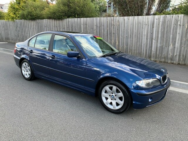 Used BMW 318i Executive, North Hobart, 2004 BMW 318i Executive Sedan