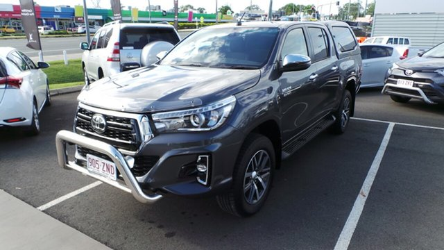 Used Toyota Hilux SR5 Double Cab, Morayfield, 2019 Toyota Hilux SR5 Double Cab Utility