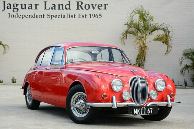 Used Jaguar Mark II, Welshpool, 1967 Jaguar Mark II Sedan