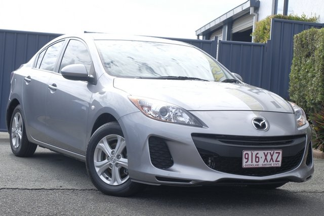 Used Mazda 3 Neo Activematic, Slacks Creek, 2012 Mazda 3 Neo Activematic Sedan