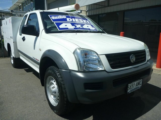 Used Holden Rodeo LX Space Cab, Edwardstown, 2005 Holden Rodeo LX Space Cab Cab Chassis