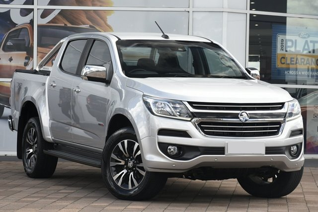 Discounted Used Holden Colorado LTZ Pickup Crew Cab, Warwick Farm, 2017 Holden Colorado LTZ Pickup Crew Cab Utility
