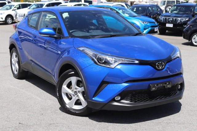 Used Toyota C-HR 2WD, Northbridge, 2019 Toyota C-HR 2WD Wagon