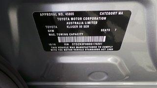 2016 Toyota Kluger GX 2WD Wagon.