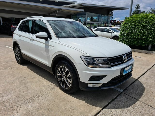 Discounted Used Volkswagen Tiguan 132TSI DSG 4MOTION Comfortline, Yamanto, 2017 Volkswagen Tiguan 132TSI DSG 4MOTION Comfortline Wagon