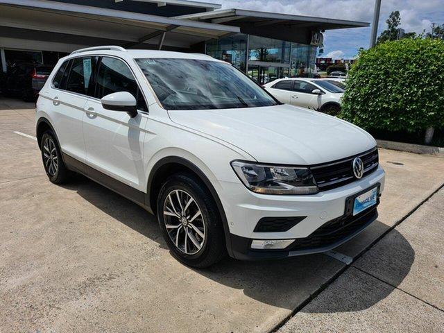 Discounted Used Volkswagen Tiguan 132TSI DSG 4MOTION Comfortline, Yamanto, 2017 Volkswagen Tiguan 132TSI DSG 4MOTION Comfortline Wagon