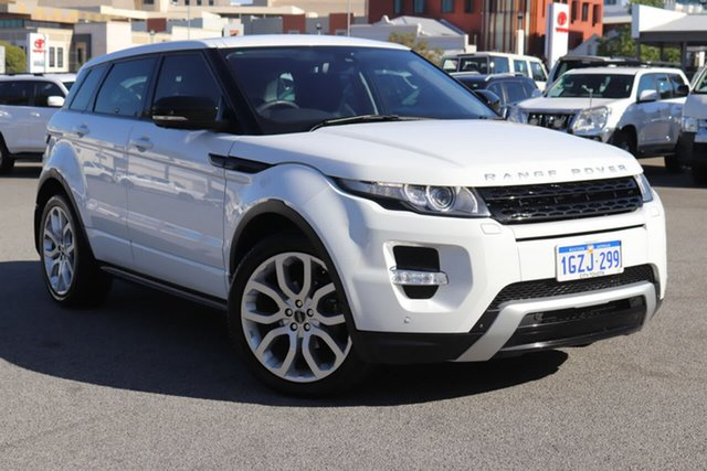 Used Land Rover Range Rover Evoque SD4 CommandShift Dynamic, Northbridge, 2012 Land Rover Range Rover Evoque SD4 CommandShift Dynamic Wagon