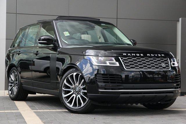 New Land Rover Range Rover SDV6 Vogue, Narellan, 2019 Land Rover Range Rover SDV6 Vogue SUV