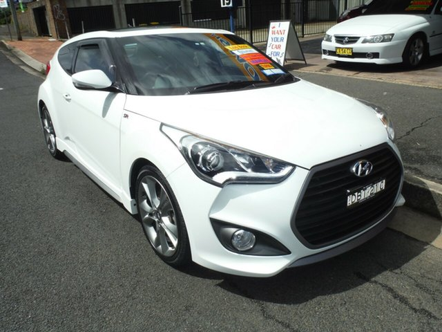 Used Hyundai Veloster +, East Lismore, 2015 Hyundai Veloster + FS4 Series 2 Coupe