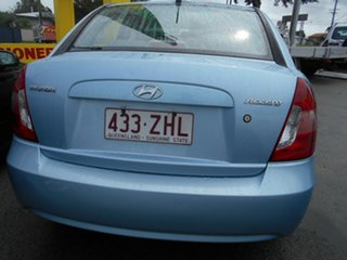 2007 Hyundai Accent Sedan.