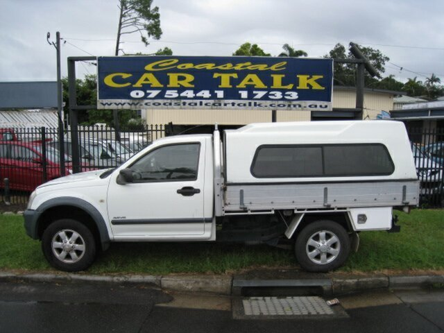 Used Holden Rodeo LX, Nambour, 2005 Holden Rodeo LX Cab Chassis