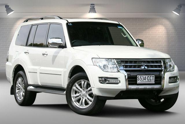 Used Mitsubishi Pajero Exceed, Nailsworth, 2018 Mitsubishi Pajero Exceed Wagon