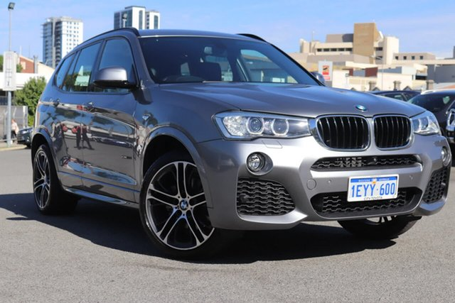 Used BMW X3 xDrive20i Steptronic, Northbridge, 2016 BMW X3 xDrive20i Steptronic Wagon