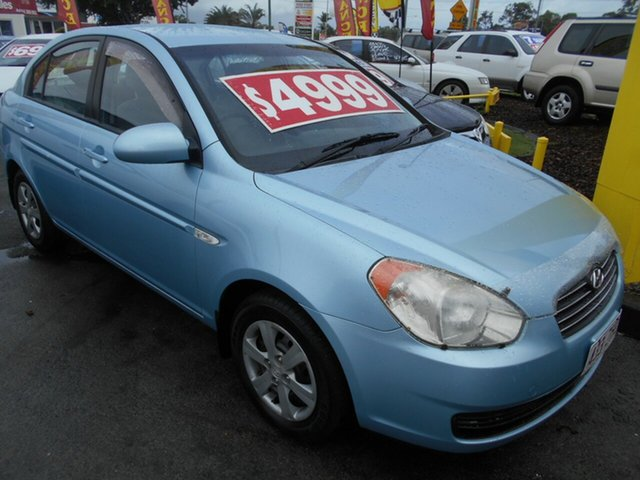 Used Hyundai Accent, Slacks Creek, 2007 Hyundai Accent Sedan