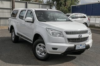 Used Holden Colorado LS Crew Cab 4x2, Oakleigh, 2015 Holden Colorado LS Crew Cab 4x2 RG MY15 Utility